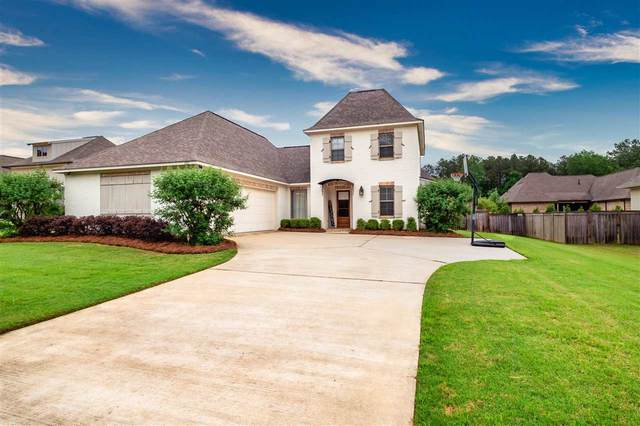 112 Stone Creek Dr, Madison, MS 39110 (MLS #340373) :: eXp Realty