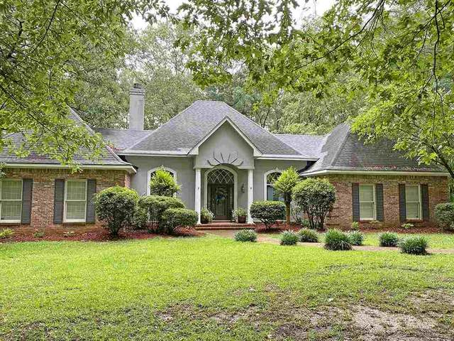 1120 Ford Rd, Terry, MS 39170 (MLS #341198) :: eXp Realty