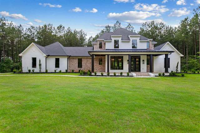 215 Stump Ridge Rd, Brandon, MS 39047 (MLS #341225) :: eXp Realty