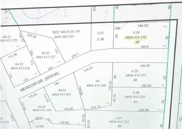 0 Meadow Dr P5, Byram, MS 39272 (MLS #344477) :: eXp Realty