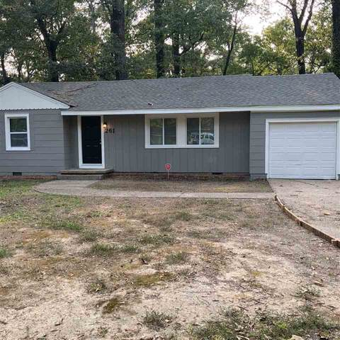 261 S Sunset Terrace, Jackson, MS 39212 (MLS #344512) :: eXp Realty