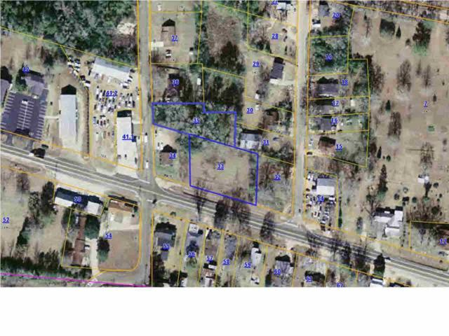 0 Hwy 149 Hwy, Magee, MS 39111 (MLS #253724) :: RE/MAX Alliance