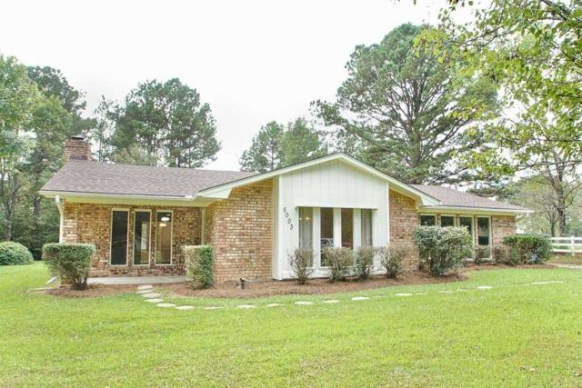 5003 Forest Hill Rd, Byram, MS 39272 (MLS #313651) :: RE/MAX Alliance