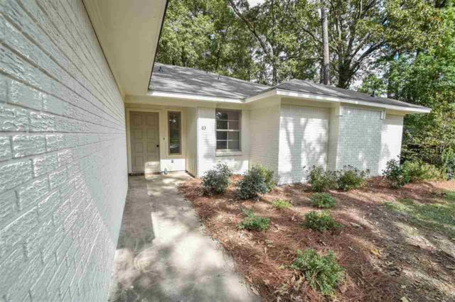 63 Freehill Ct, Brandon, MS 39042 (MLS #313842) :: RE/MAX Alliance
