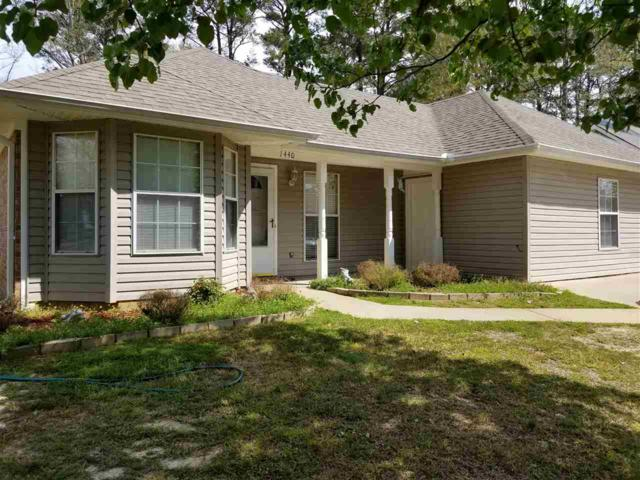 1440 Steen's Creek Dr, Florence, MS 39073 (MLS #317541) :: RE/MAX Alliance