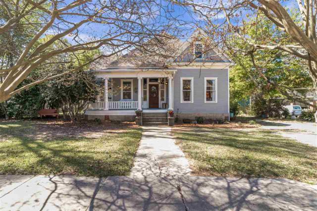 305 W Georgetown St, Crystal Springs, MS 39059 (MLS #318645) :: RE/MAX Alliance