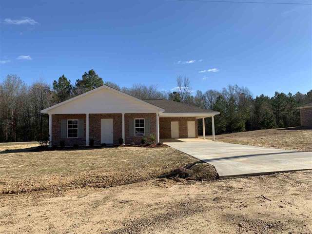 1016 Shiloh Run Dr, Crystal Springs, MS 39059 (MLS #321129) :: Exit Southern Realty