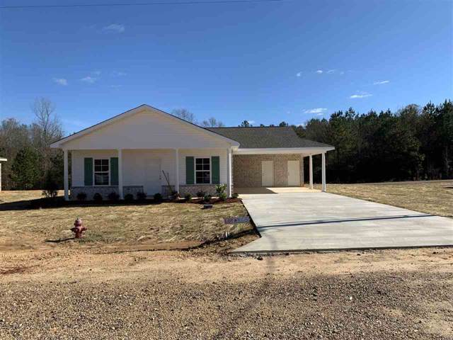 1008 Shiloh Run Dr, Crystal Springs, MS 39059 (MLS #321131) :: RE/MAX Alliance