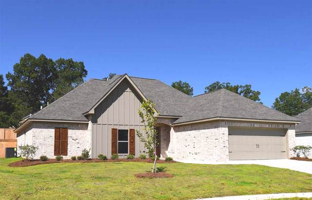 117 Sylvia's Place, Brandon, MS 39042 (MLS #322814) :: RE/MAX Alliance