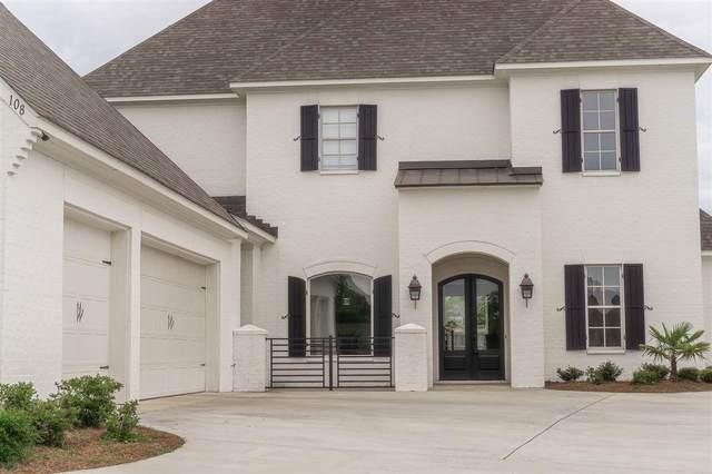 108 Esplanade Ct, Madison, MS 39110 (MLS #324773) :: Three Rivers Real Estate