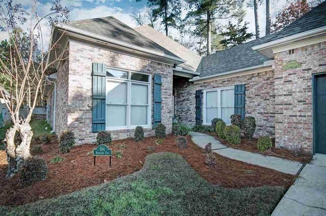 104 Alicetown Cv, Ridgeland, MS 39157 (MLS #327433) :: Three Rivers Real Estate