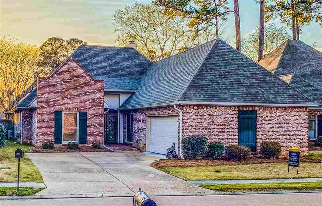 707 Versailles Dr, Ridgeland, MS 39157 (MLS #328882) :: Three Rivers Real Estate