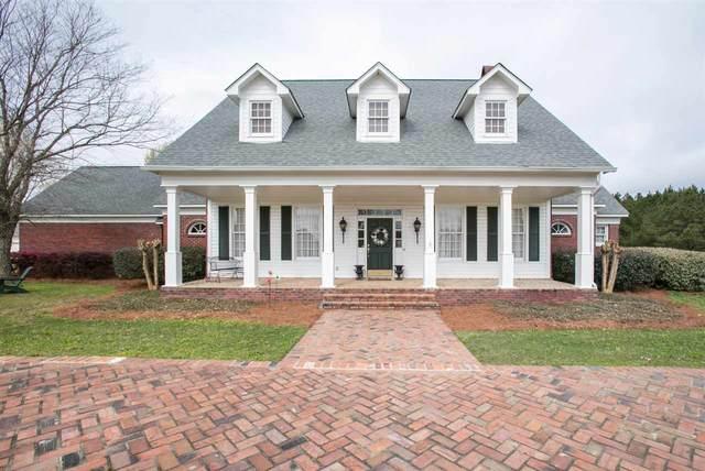 100 Sharpe Rd, Madison, MS 39110 (MLS #329003) :: Mississippi United Realty