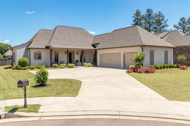 111 Serenity Way, Madison, MS 39110 (MLS #329126) :: List For Less MS
