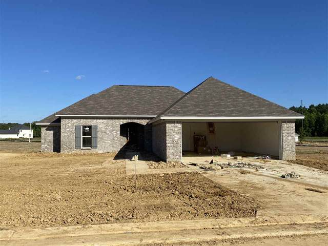 1204 Westfield Pl, Pearl, MS 39208 (MLS #330198) :: Exit Southern Realty