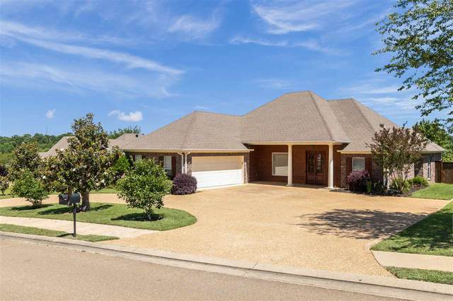 322 Cornerstone Dr, Brandon, MS 39042 (MLS #330431) :: Exit Southern Realty