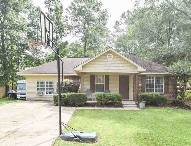 1405 Frances Ave, Magee, MS 39111 (MLS #330457) :: Mississippi United Realty