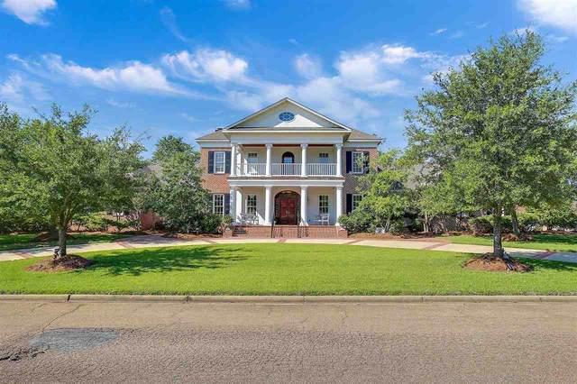 104 Indian Creek Blvd, Flowood, MS 39232 (MLS #331757) :: Mississippi United Realty
