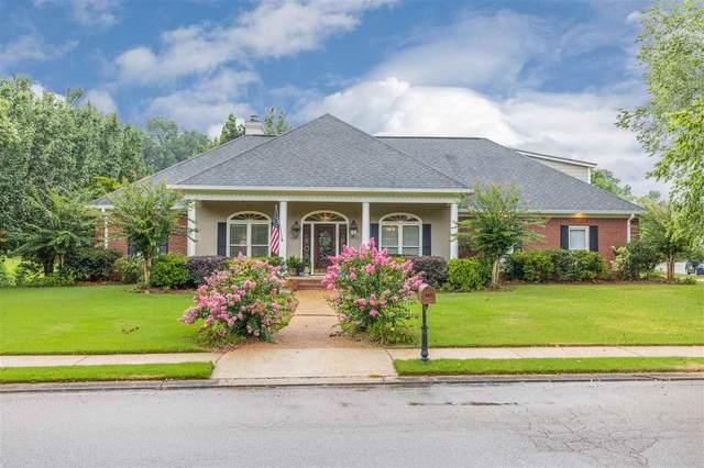 145 Cypress Lake Blvd, Madison, MS 39110 (MLS #332051) :: Mississippi United Realty