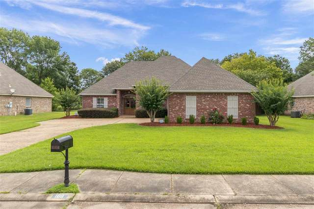 166 Choctaw Bend, Clinton, MS 39056 (MLS #332066) :: Mississippi United Realty
