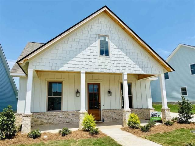 812 Long Leaf Circle, Brandon, MS 39042 (MLS #332905) :: Exit Southern Realty