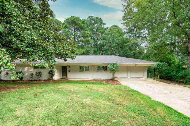 126 Northcliff Dr, Jackson, MS 39211 (MLS #333523) :: RE/MAX Alliance