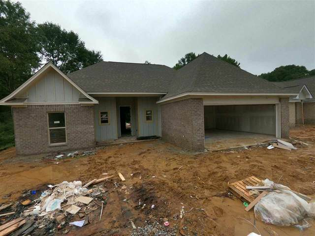 300 Buttonwood Lane Lot 140, Canton, MS 39046 (MLS #333959) :: RE/MAX Alliance