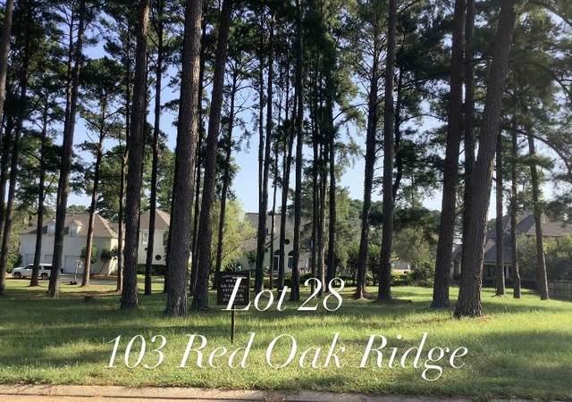 103 Red Oak Ridge #28, Brandon, MS 39047 (MLS #334013) :: RE/MAX Alliance