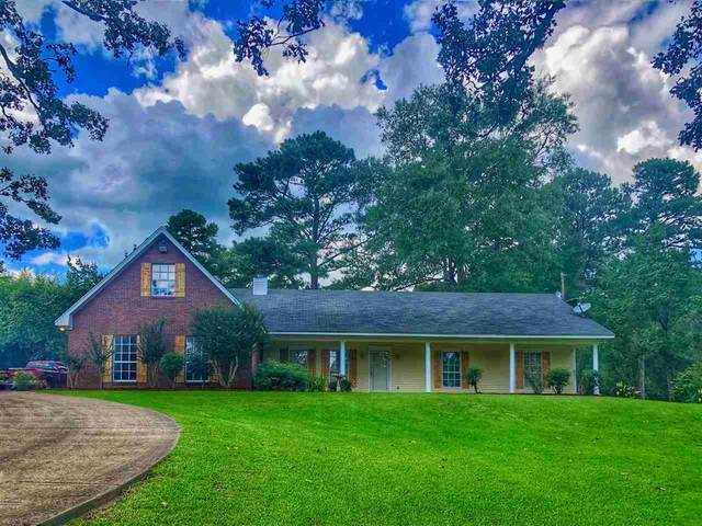 1470 N Davis Rd, Terry, MS 39170 (MLS #334340) :: Mississippi United Realty