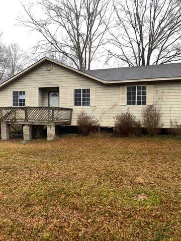 2168 Gallatin Rd, Crystal Springs, MS 39059 (MLS #337992) :: List For Less MS