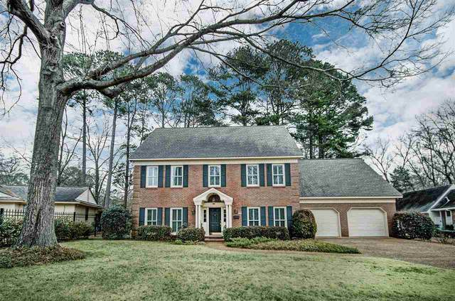 5158 Canton Heights Dr, Jackson, MS 39211 (MLS #338101) :: eXp Realty