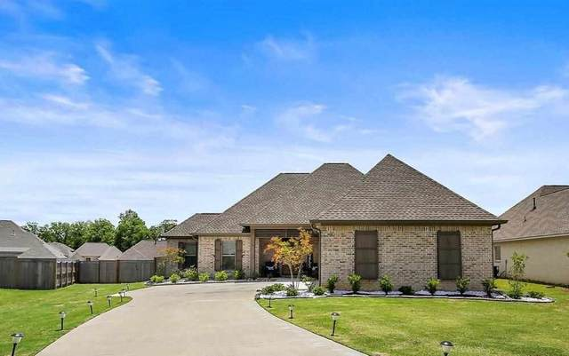 804 Barrington Ct, Brandon, MS 39042 (MLS #340519) :: eXp Realty