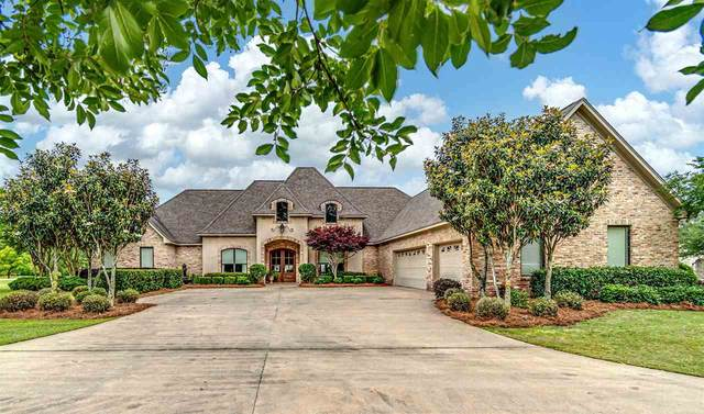 113 Fountains Blvd, Brandon, MS 39047 (MLS #340618) :: eXp Realty