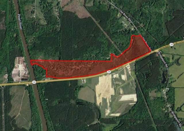 Hwy 28 West, Harrisville, MS 39082 (MLS #342488) :: eXp Realty