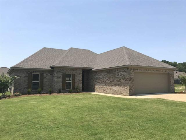 308 Somerset Dr, Florence, MS 39073 (MLS #311043) :: RE/MAX Alliance