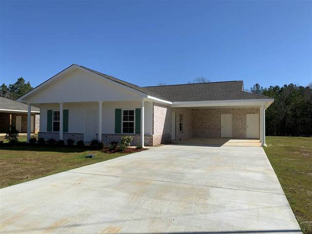 1008 Shiloh Run Dr, Crystal Springs, MS 39059 (MLS #321131) :: Exit Southern Realty