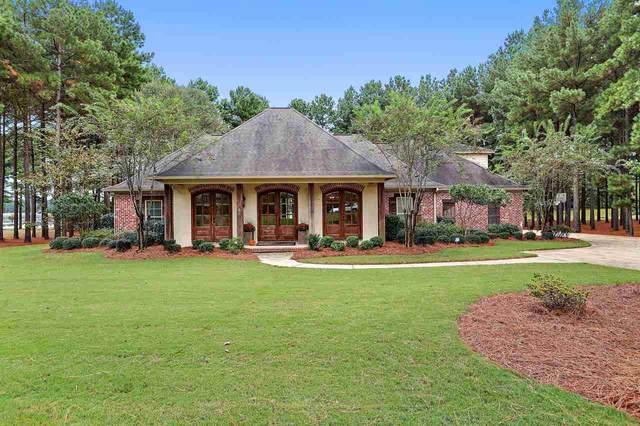 107 Livingston Dr, Madison, MS 39110 (MLS #325936) :: Three Rivers Real Estate
