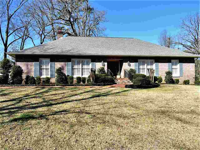 222 Hannah Dr, Clinton, MS 39056 (MLS #328058) :: Mississippi United Realty