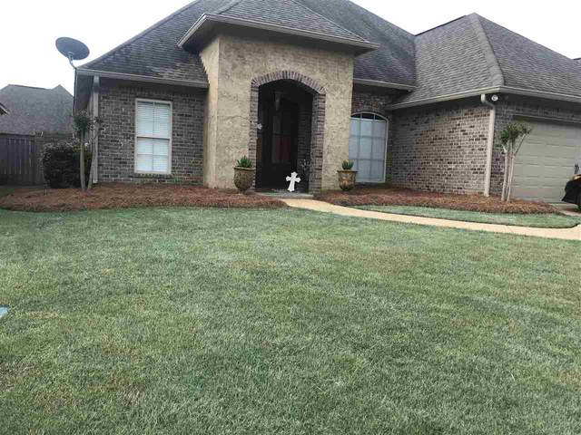 412 Sandstone Ridge, Brandon, MS 39047 (MLS #328106) :: RE/MAX Alliance