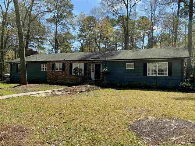 1935 Bellewood Dr, Jackson, MS 39211 (MLS #328664) :: Three Rivers Real Estate