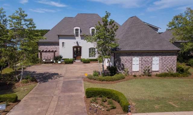 117 Glenwood Bend, Madison, MS 39110 (MLS #330191) :: Three Rivers Real Estate