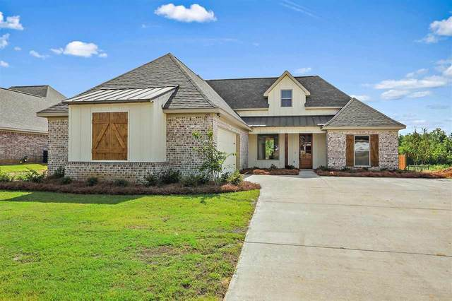 219 Cornerstone Dr, Brandon, MS 39042 (MLS #331219) :: Exit Southern Realty