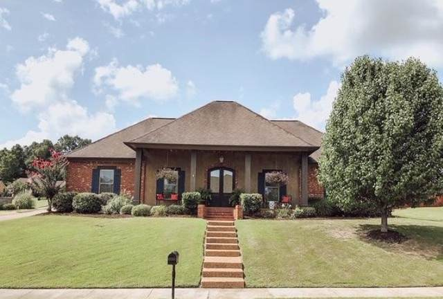 299 Cornerstone Dr, Brandon, MS 39042 (MLS #332169) :: Exit Southern Realty
