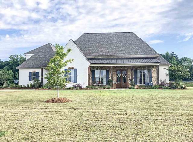 180 Crossview Pl, Brandon, MS 39047 (MLS #327440) :: Exit Southern Realty