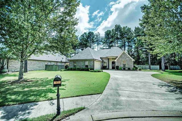 107 Claw Creek Cv, Madison, MS 39110 (MLS #334350) :: List For Less MS