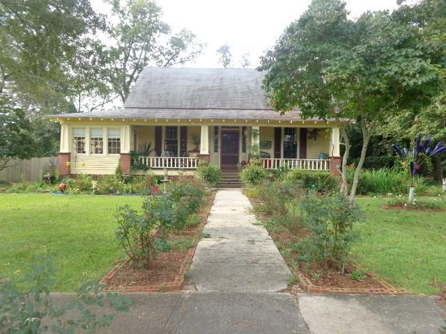 401 W Marion Ave, Crystal Springs, MS 39059 (MLS #301615) :: RE/MAX Alliance