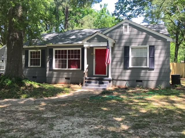 608 Colonial Cir, Jackson, MS 39211 (MLS #309490) :: RE/MAX Alliance