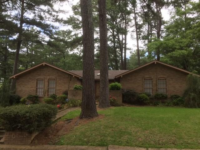 1344 Dunleith Pl, Jackson, MS 39204 (MLS #312163) :: Exit Southern Realty