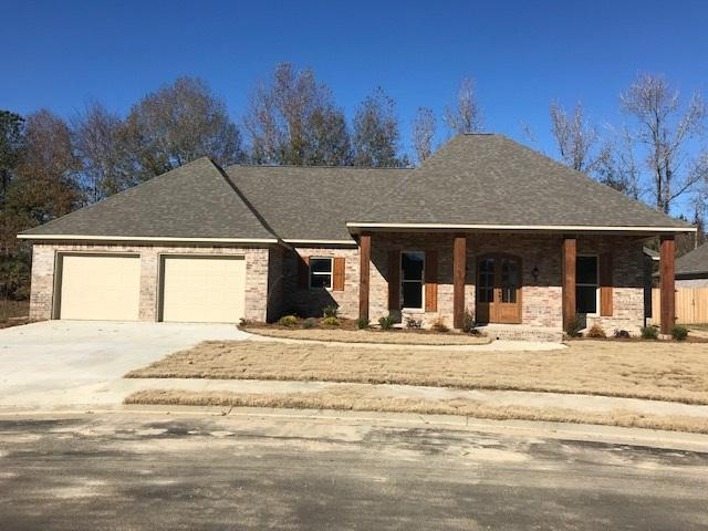 340 Bullock Cir, Richland, MS 39218 (MLS #315282) :: RE/MAX Alliance