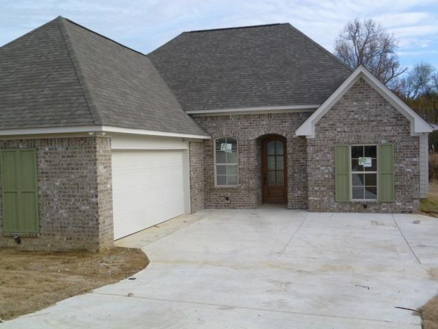 124 Woodscape Dr, Canton, MS 39046 (MLS #315301) :: RE/MAX Alliance